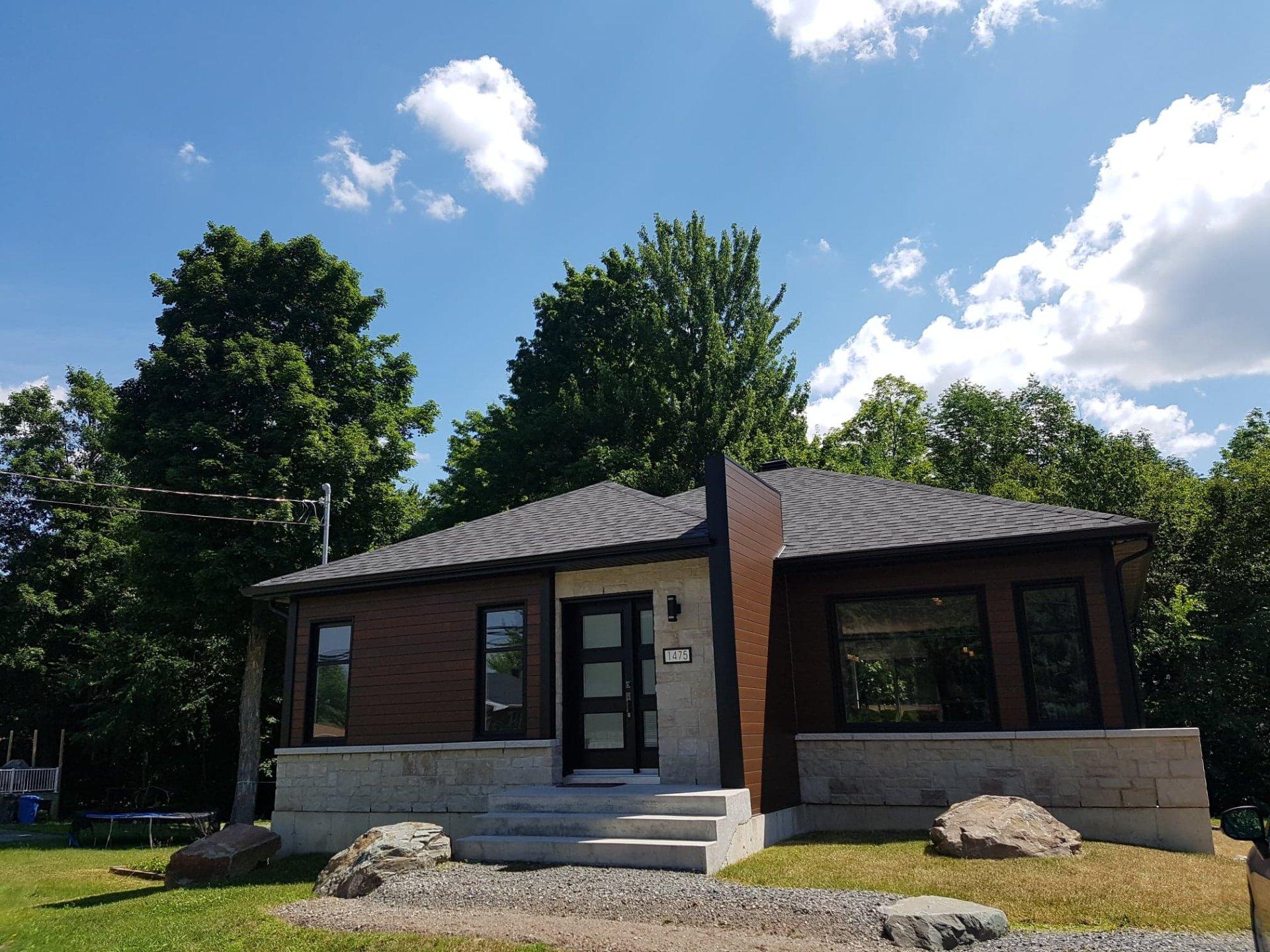 Maison de plain-pied à vendre à Roxton Pond